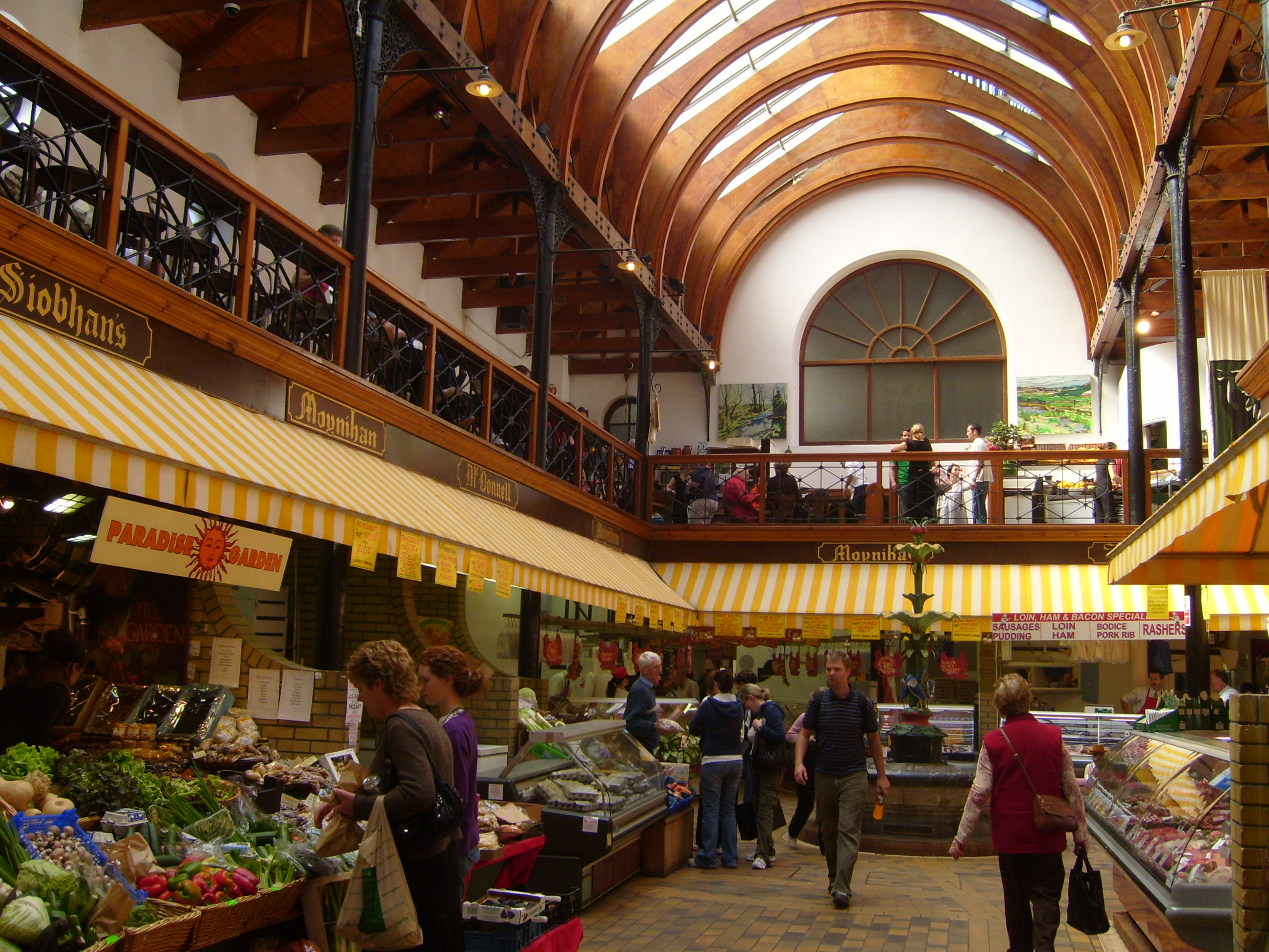 Top 10 de Cork - English Market