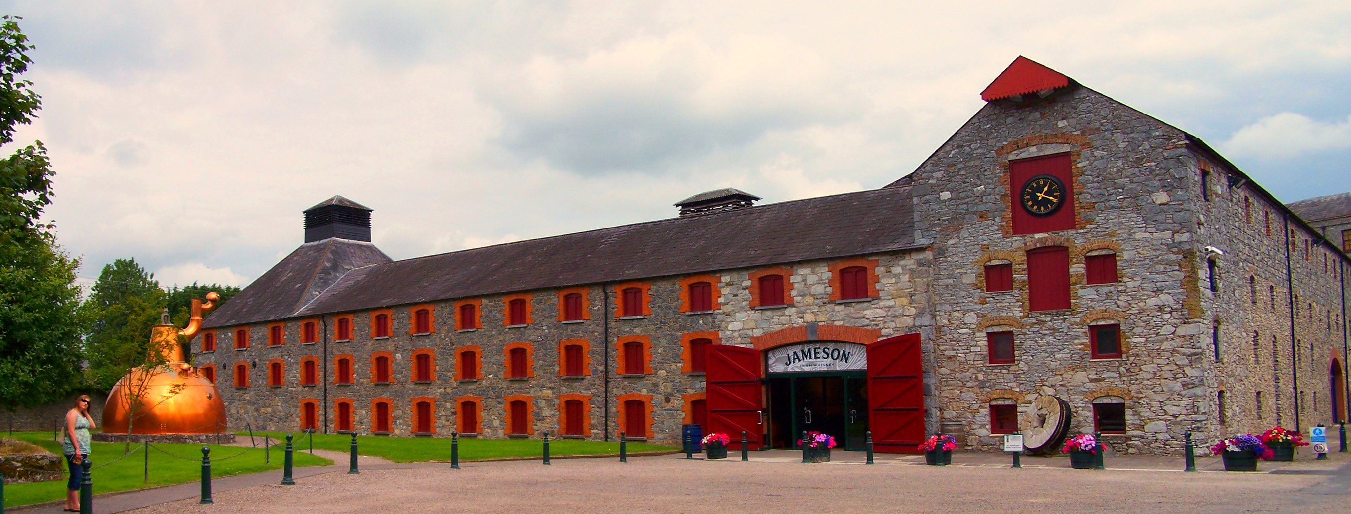 Top 10 de Cork - Middleton distillery