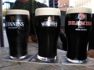 Bière irlandaise murphy's