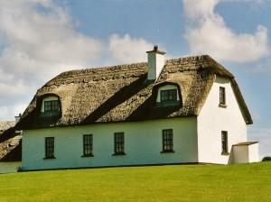 irish house