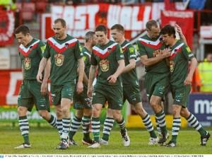 Shelbourne v Cork City - Airtricity League Premier Division