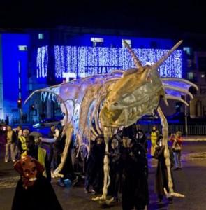 festival dragon de shandon