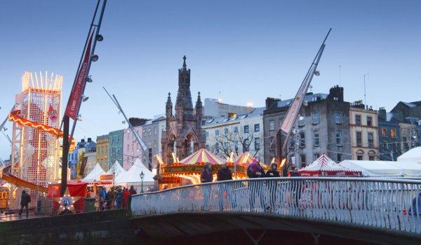 Que faire a Cork pour noël ?