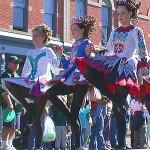danse irlandaise ceili