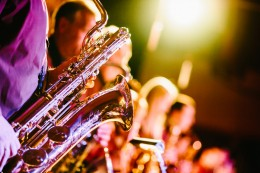 jazz-saxo