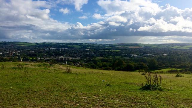 Les paysages de Cork