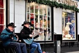 Street Music à Cork