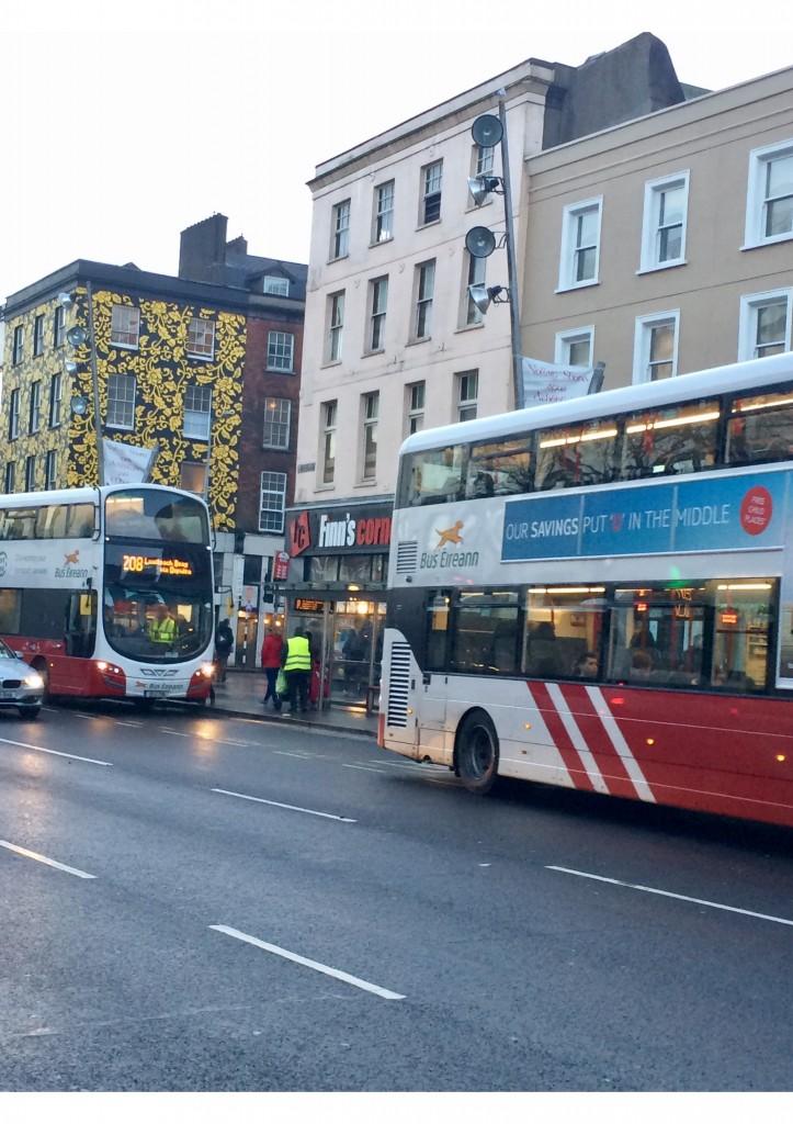 Les transports à Cork