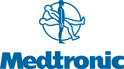 Logo plus grande entreprise en Irlande : Medtronic